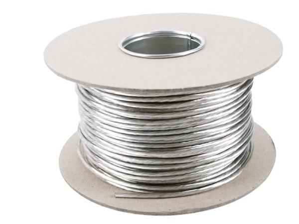 Seilsystem NV Seil 4mm mit Isolierung 100m Rolle