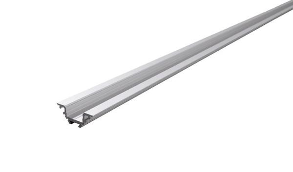 Reprofil Profil, Eck-Profil AV-04-12, Aluminium, Silber-matt eloxiert, 1000mm