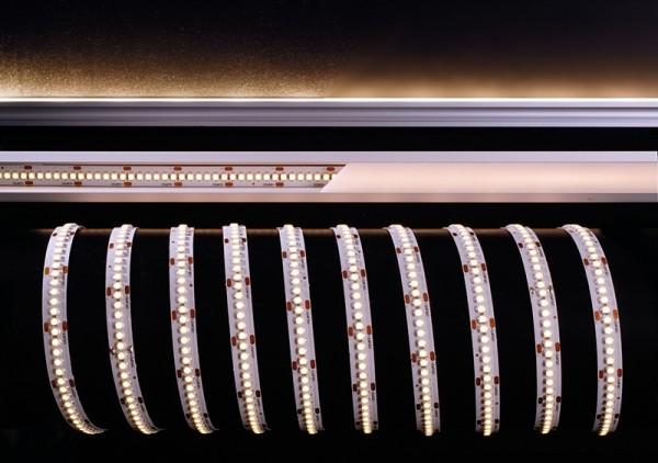 Deko-Light Flexibler LED Stripe, 3528-240-24V-3000K-5m, Kupfer, Weiß, Warmweiß, 120°, 90W, 24V