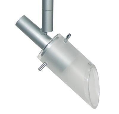 Einzelspot Efi matt silber, 12V max 35W, G4