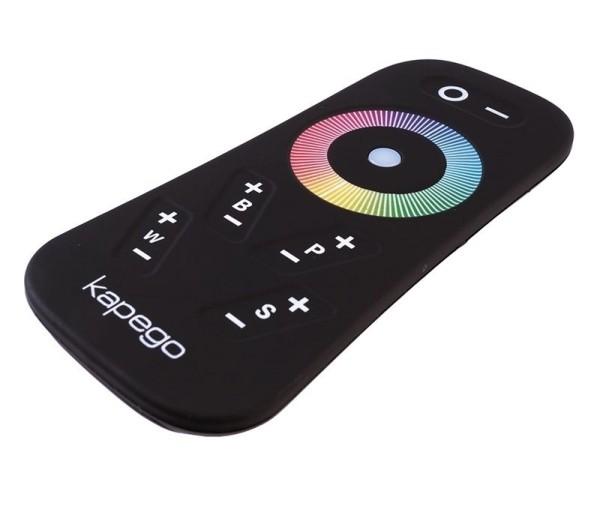 Deko-Light Controller, Touch Fernbedienung RF Color + White, Kunststoff, Schwarz, 110x52mm