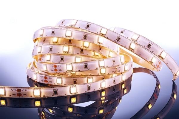 Flexibler LED Stripe, 5050, SMD, Warmweiß, 24V DC, 36,00 W