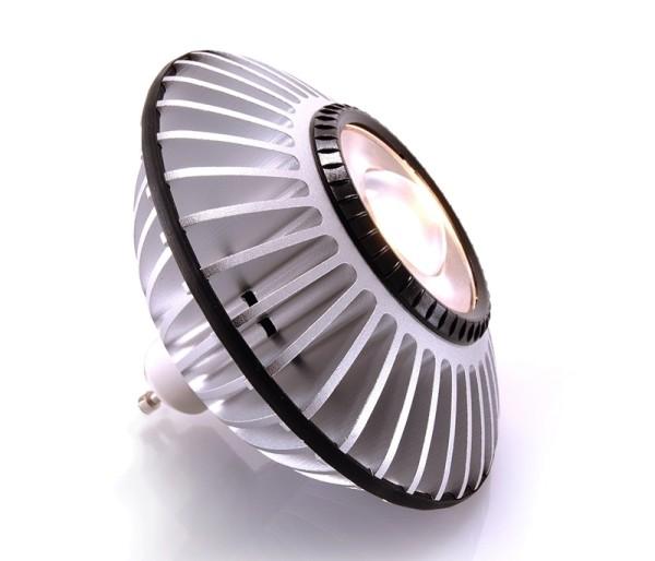 LED Designleuchtmittel, ES111, 230 Volt, 10 Watt 4000K
