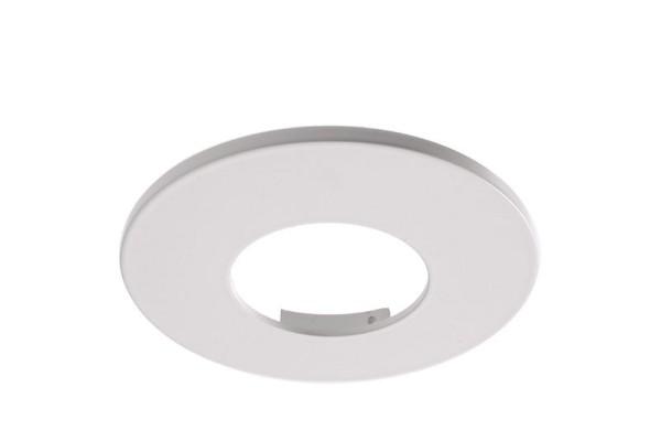 Deko-Light Zubehör, Abdeckung Weiß matt rund für COB 68 IP65 + Mizar II, Aluminium, Weiß-matt