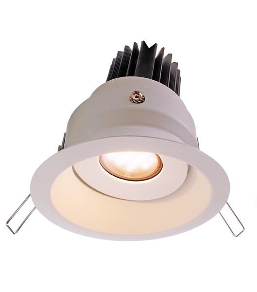 Deckeneinbauleuchte, Focus, 220-240V AC/50-60Hz, 12,00 W