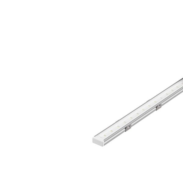 PADI LED 600 Lichtbalken, alu eloxiert, warmweisse SMD LED