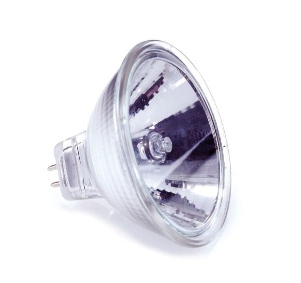 Leuchtmittel, Kaltlichtspiegellampe, 12V AC/DC, GU5.3 / MR16, 50,00 W