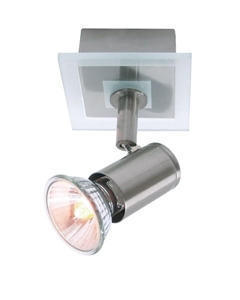 Kapego Deckenaufbauleuchte, Match II 1-flammig, exklusive Leuchtmittel, spannungskonstant, GU10