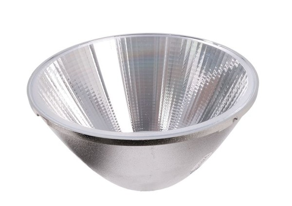 Deko-Light Zubehör, 20° Reflektor Luna 30/40, Kunststoff, Silber Chrom, 20°