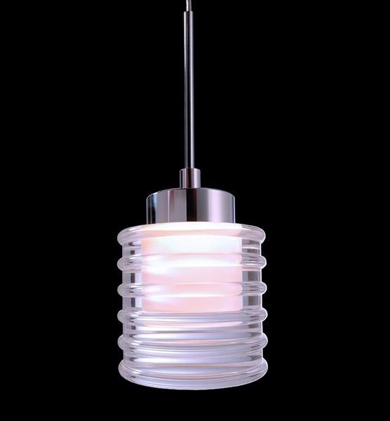 KapegoLED Pendelleuchte, Lucy, inklusive Leuchtmittel, Warmweiß, spannungskonstant, 5,00 W, Acryl