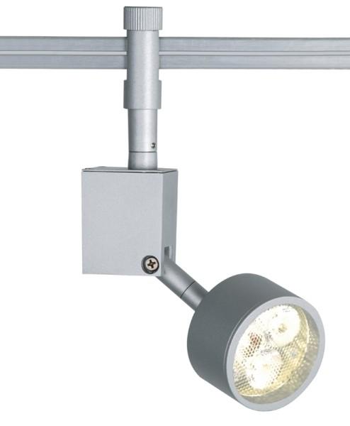 One LED-System Led Spot Movil 3x1 W LED 25° WW