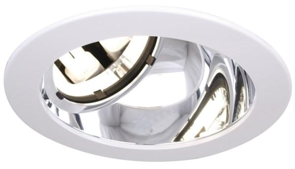 Deckeneinbauleuchte, 220-240V AC/50-60Hz, G24d-2, 18,00 W