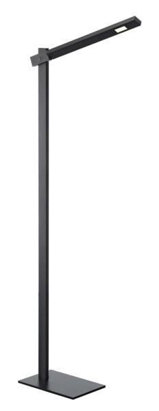 MECANICA, Standleuchte, LED, 3000K, schwarz, 8,2W