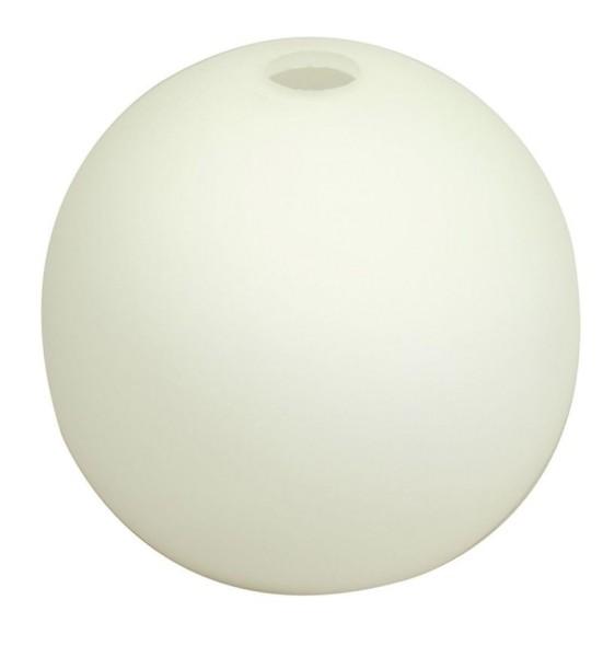 Deko-Light Schienensystem One 12V, Glas für Pendelleuchte I Weiß gefrostet, Weiß, gefrostet