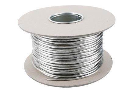 Seilsystem NV Seil 6mm mit Isolierung 100m Rolle