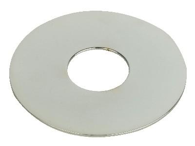Circle Platte für Light Point chrom.
