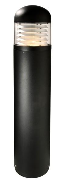 Outdoorstehleuchte Ademe, 100 W, Druckguss schwarz
