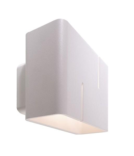 Kapego Wandaufbauleuchte, Slod, exklusive Leuchtmittel, spannungskonstant, 220-240V AC/50-60Hz, G9