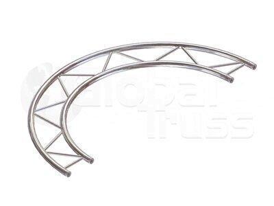 Kreisstück F32H für 8 Meter/Kreis 1 Stück 45 °