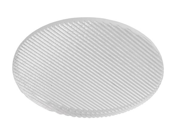 Deko-Light Zubehör, Linear Spread Lens für Serie Nihal 40° / 80°, Glas, 40° / 80°
