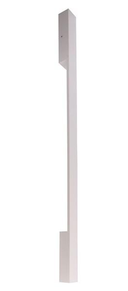 KapegoLED Wandaufbauleuchte, Larga I, inklusive Leuchtmittel, Warmweiß, spannungskonstant, 9,00 W