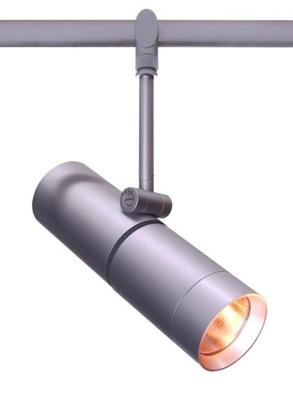 One HV-System Spot, Capacho silber, 230V,ES50
