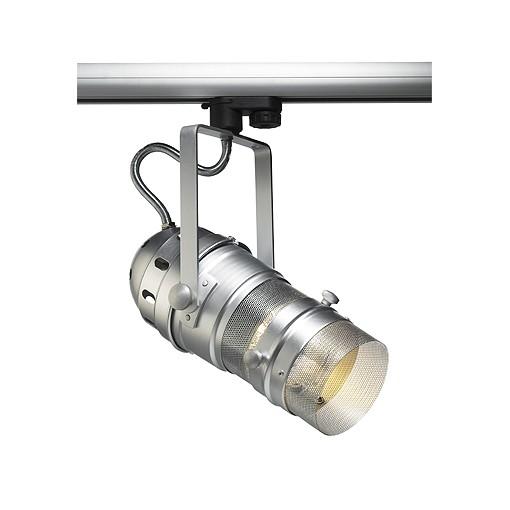 PAR MESH 30 Strahler, alu, E27, max. 150W, inkl. 3P.-Adapter