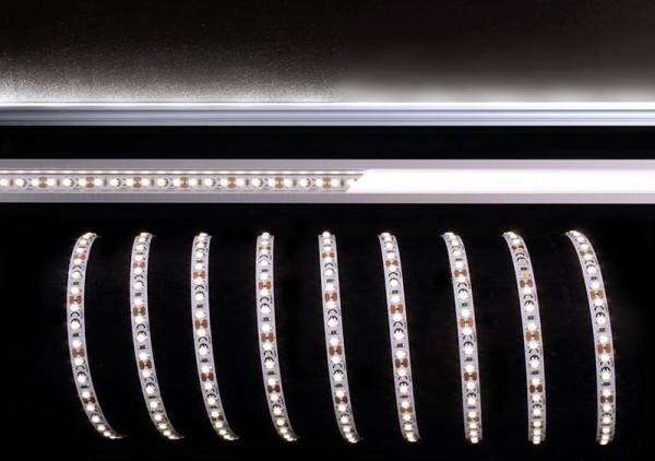 Deko-Light Flexibler LED Stripe, 3528-120-12V-4000K-5m-Nano, Kupfer, Weiß, Neutralweiß, 120°, 30W