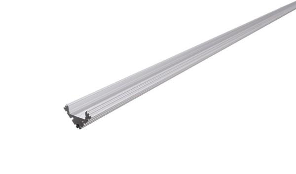 Reprofil Profil, Eck-Profil EV-04-12, Aluminium, Silber-matt eloxiert, 2000mm