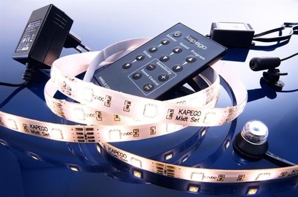 LED Mixit Set, 5050, SMD, Warmweiß, 220-240V AC/50-60Hz, 24,00 W