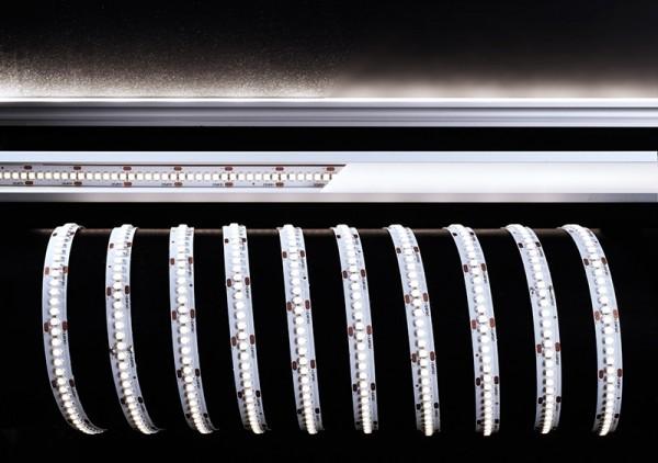 Deko-Light Flexibler LED Stripe, 3528-240-24V-4000K-5m, Kupfer, Weiß, Neutralweiß, 120°, 90W, 24V