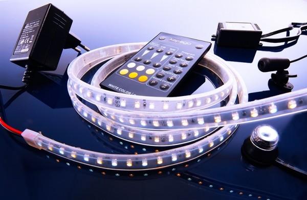 LED Mixit Set, 3528, SMD, Warmweiß + Kaltweiß14,40 W