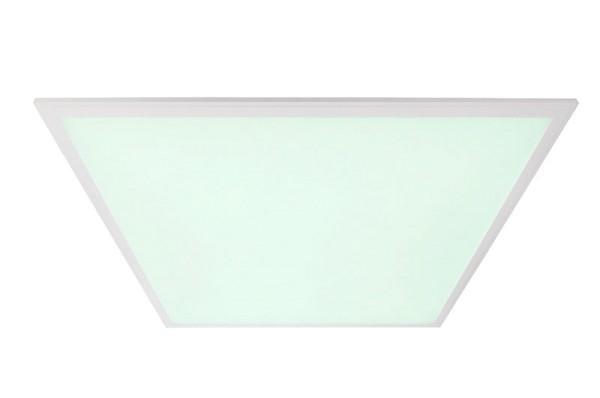 Deko-Light Einlegerasterleuchte, LED Panel RGBW, Aluminium, weiß, RGB + Neutralweiß, 120°, 55W, 24V