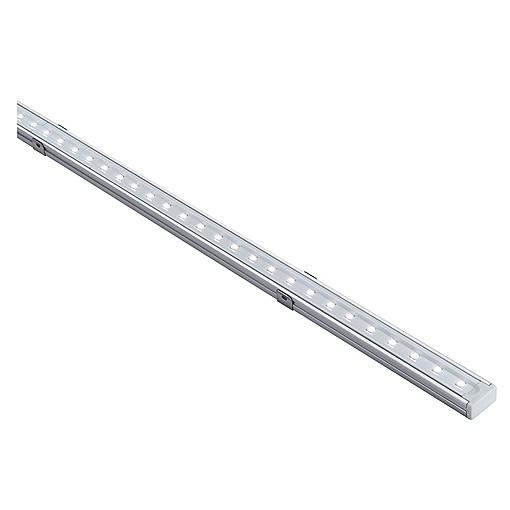 PADI LED 600 Lichtbalken, alu eloxiert, weisse SMD LED