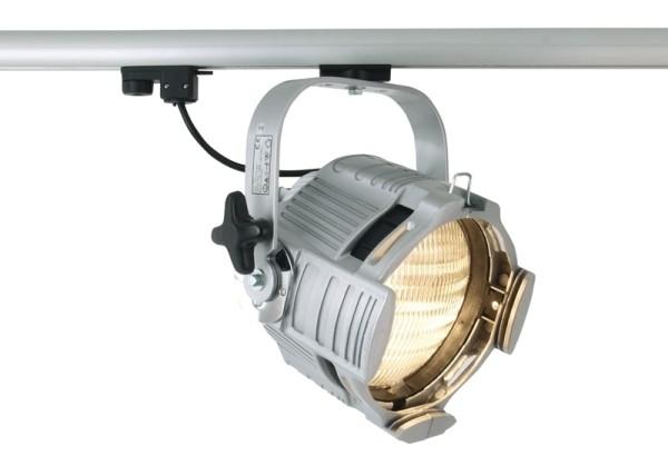 3-phasen Spot Studio Par GKV 600W silber