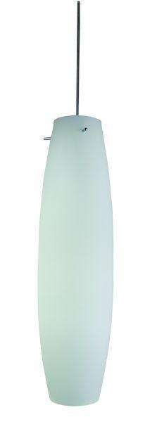 Hängeleuchte Pendulo Glas weiß, 230V, 1x 60 W, E27, exkl. Leuchtmittel, Durchmesser 135mm, Abhängung
