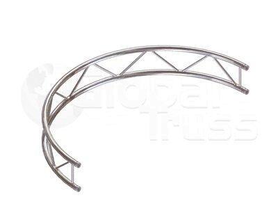 Kreisstück F32V für 2 Meter/Kreis 1 Stück 180 °