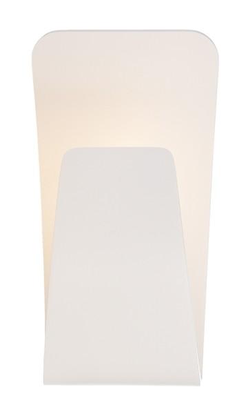 Deko-Light Wandaufbauleuchte, Canopus, Aluminium Druckguss, weiß, Warmweiß, 138°, 16W, 230V