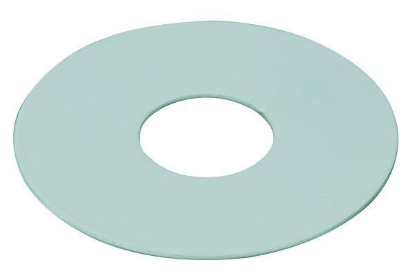 Circle Platte für Light Point, weiß.