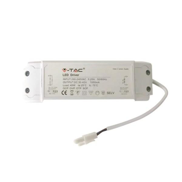 Treiber für LED Panel DIMMBAR 1050mA/45W Phasenabschnitt