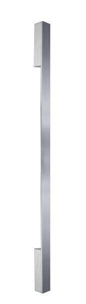 Deko-Light Wandaufbauleuchte, Larga 910, Aluminium Druckguss, silberfarben gebürstet, Warmweiß, 110°