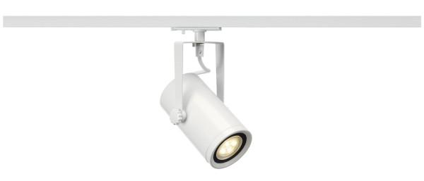 EURO SPOT, Spot für Hochvolt-Stromschiene 1Phasen, LED, 3000K, weiß, 24°, 12,6W