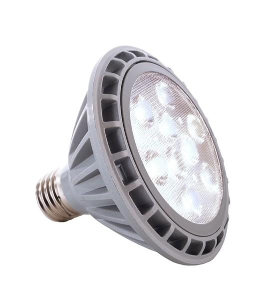 KapegoLED Leuchtmittel, LED E27 PAR30 6500K, Kaltweiß, Abstrahlwinkel: 30°, 220-240V AC/50-60Hz, E27