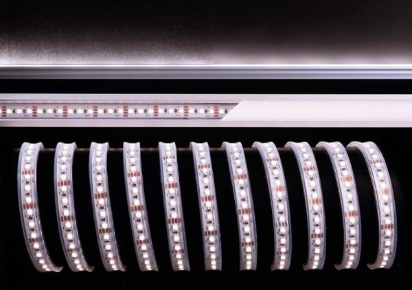 Deko-Light Flexibler LED Stripe, 3528-120-12V-3000K-6500K-5m-Silikon, Kupfer, Weiß, 120°, 46W, 12V