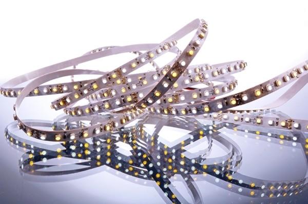 Flexibler LED Stripe IP 20, 12V, 5 m, WW / CW 600