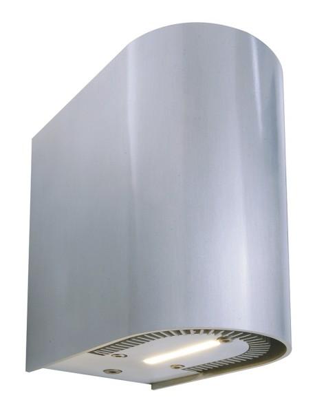 Aluminium LED-Wandlampe Adelanto I Spot / Spot