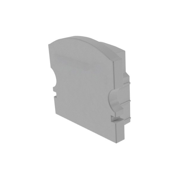 Reprofil, Endkappe F-AU-02-12 Set 2 Stk, Kunststoff, Länge: 18 mm
