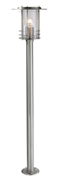 Deko-Light Stehleuchte, Kri II, Edelstahl, Silber, 60W, 230V