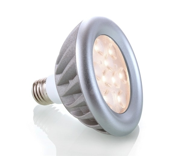 Leuchtmittel, LED E27 PAR30 4000K, 220-240V AC/50-60Hz, E27, 12,00 W