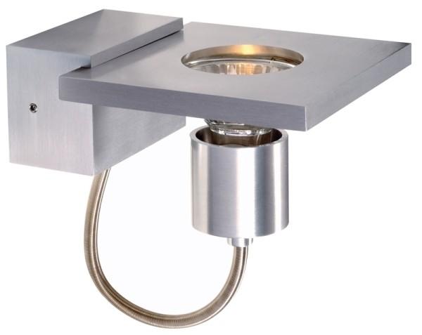 Aluminium Wandlampe, Alumo